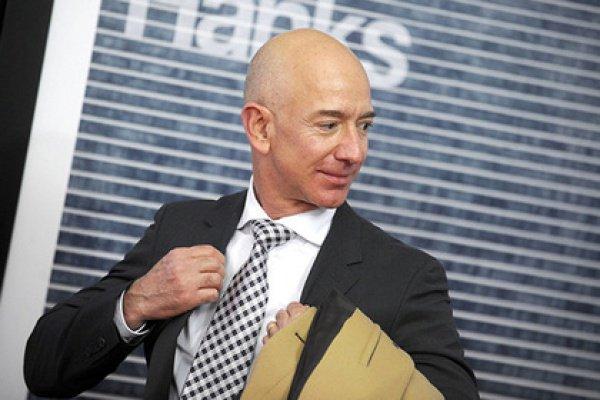 Джефф Безос основал Amazon в 1994 году