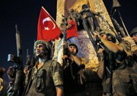 В Турции назвали число арестованных по подозрению в связях с Гюленом в 2017 году