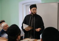 Муфтий встретился с заочниками «Мухаммадии»