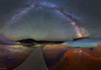 НАСА устроило экскурсию по Млечному Пути (ВИДЕО)