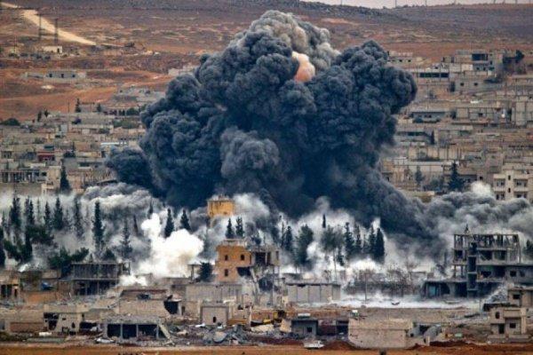 В Сирии - новая эскалация конфликта.