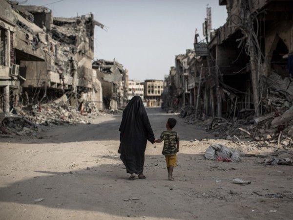 Восстановление Ирака после ИГИЛ займет не менее десяти лет.