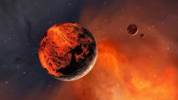 Ученые обнаружили хранилища чистой воды наМарсе