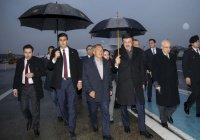 Рустам Минниханов обсудил сотрудничество с министром экономики Турции