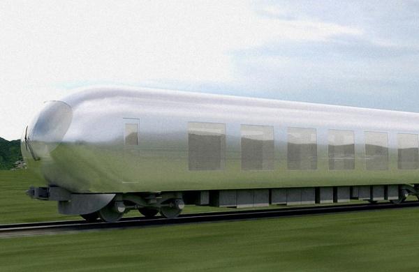 Примечательно, что прежде архитектор над созданием поездов никогда не работала