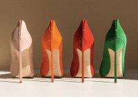 Кроссовки на лентах изобрели в Италии (ВИДЕО)
