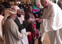 Фонд «Закят» ДУМ РТ организовал благотворительную акцию в Мекке