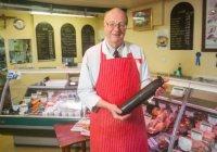 Колбаса спасла жизнь мяснику из Британии