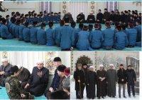 Известные богословы из Сирии почтили память Ахмата-Хаджи Кадырова