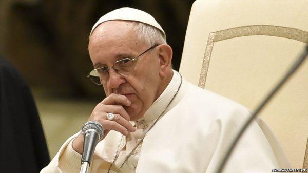 Папа Римский начал турне по Латинской Америке.
