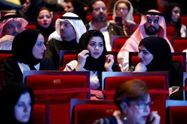 Жителям Саудовской Аравии разрешили кинотеатры.