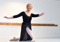 Британка стала балериной в 80 лет