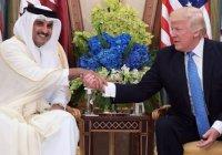 Трамп и эмир Катара обсудили «борьбу с Ираном»