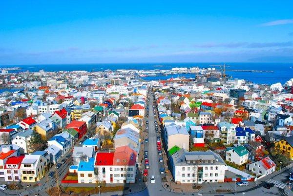 Пассажира-капусту задержали в Исландии