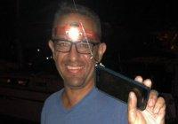 В Австралии рыбак утопил смартфон и выловил его через 2 дня