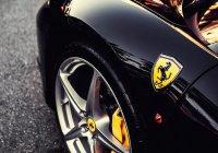 Ferrari разработает электрический суперкар