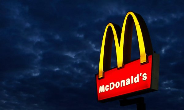 «Макдональдс» за7 лет навсе 100% перейдет наупаковку изпереработанных материалов