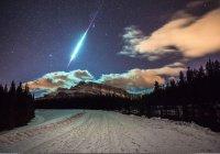 Вблизи Детройта рухнул метеорит (ВИДЕО)