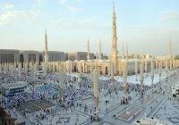 В Медине произошло землетрясение