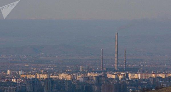 Бишкек обогнал Пекин по уровню загрязнения воздуха.