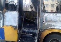 52 человека погибли в Казахстане при пожаре в автобусе
