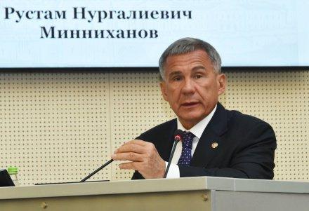 Минниханов: нужно пресекать все проявления экстремизма и межрелигиозной вражды