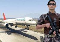 В турецких самолетах появится вооруженный спецназ
