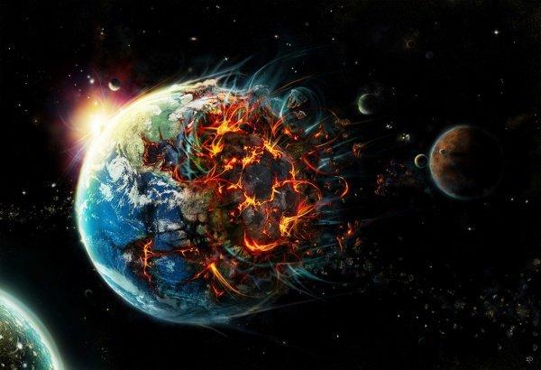 Никаких глобальных бедствий в виде масштабных извержений вулканов и наводнений в ближайшие десятилетия ожидать не стоит