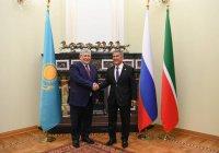 Минниханов заявил о перспективах сотрудничества с Казахстаном