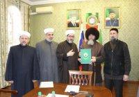 Религиозные лидеры Сирии и Чечни договорились о сотрудничестве