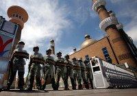 Китайским школьникам запретили ходить в мечети
