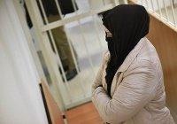 Лидеру женской ячейки «Хизб ут-Тахрир» продлили арест