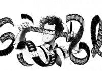 Новый дудл Google посвятили советскому режиссеру