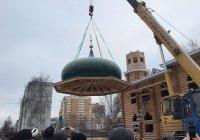 Историческая мечеть готовится к открытию в Архангельске