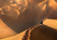 Почему пророк Ибрахим (а.с.) оставил своего сына в безлюдной пустыне?