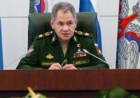 Шойгу: в мире растет интерес к российскому оружию