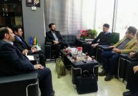 Съемочная группа фильма о Коране посетила Иран
