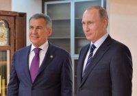 Во время визита в Казань Путин встретится с мусульманами