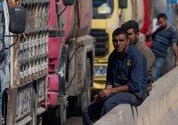 Турция построит лагерь для беженцев на северо-западе Сирии