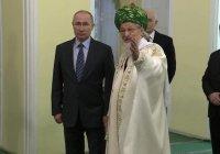 Владимир Путин оценил рост количества мечетей