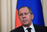Лавров пообещал продолжить урегулирование конфликтов на Ближнем Востоке