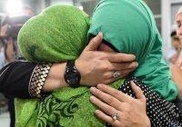 Спасённую из Ирака дагестанку отправили в тюрьму