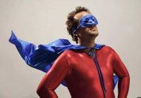 Отец-супергерой спас 2 детей (ВИДЕО)