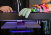 Ученые из Сингапура напечатали искусственную кожу на 3D‐принтере