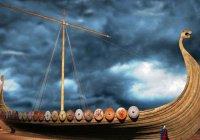 Самый большой корабль викингов строят в Норвегии