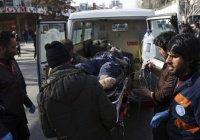 Число жертв теракта в Кабуле перевалило за 100 человек