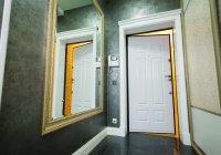В Североморске женщина забрала у мужа входную дверь