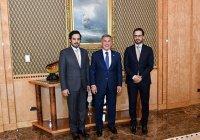 Рустам Минниханов встретился с главой катарской компании Global