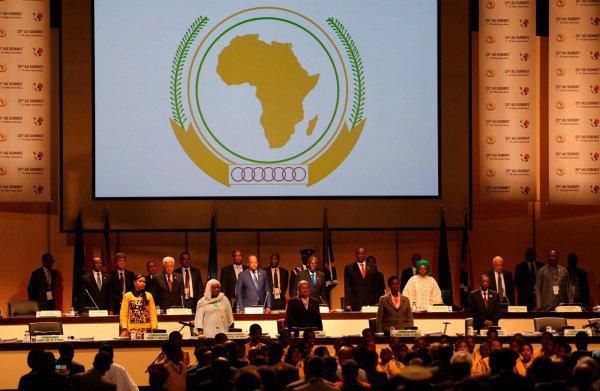 Саммит Африканского союза прошел в Эфиопии.