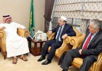 """Руководитель """"ДУМ РТ Хадж"""" встретился с министром хаджа Саудовской Аравии"""